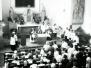 Biřmování v Žebětíně 1991