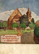 Novostavba kostela
