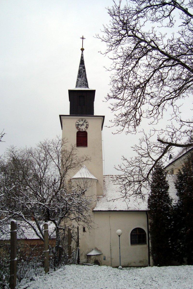 Kostel sv. Bartoloměje, listopad 2010