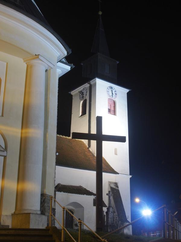 Kostel sv. Bartoloměje, listopad 2014