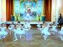 Vystoupení na výstavě betlémů 2017