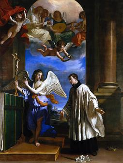 Povolání sv. Aloise Gonzagy