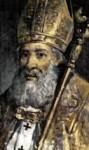 Sv. Eusebius zastánce Kristova božství