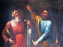 Svatí Šimon a Juda